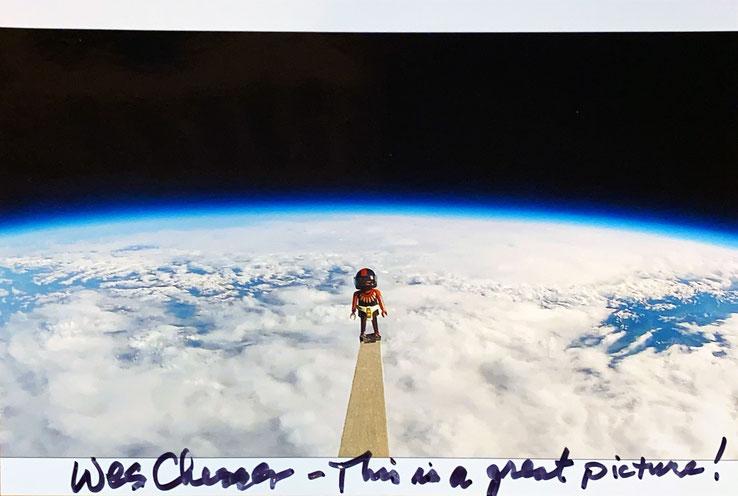 Autograph Wes Chesser Autogramm