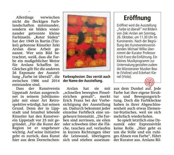 Der Patriot, 24.10.2014