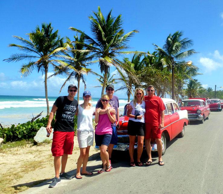 Oldtimer Tour auf Isla Magarita