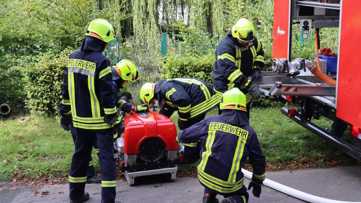 Freiwillige Feuerwehr Brodersby-Goltoft