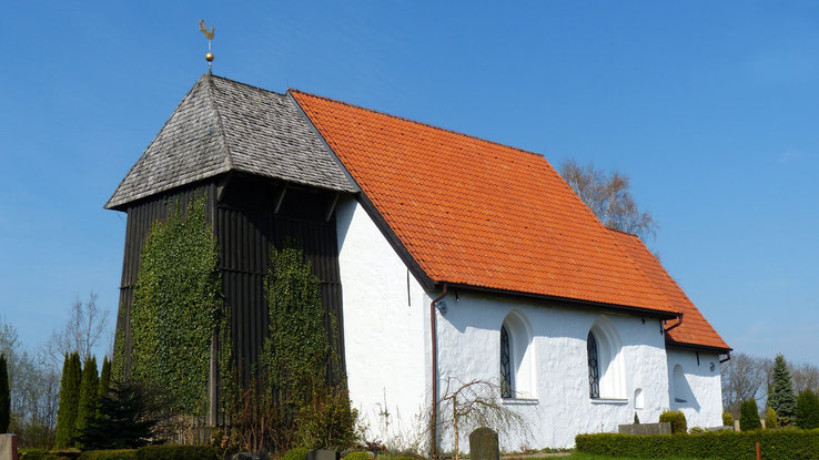 St. Andreas Kirche Brodersby