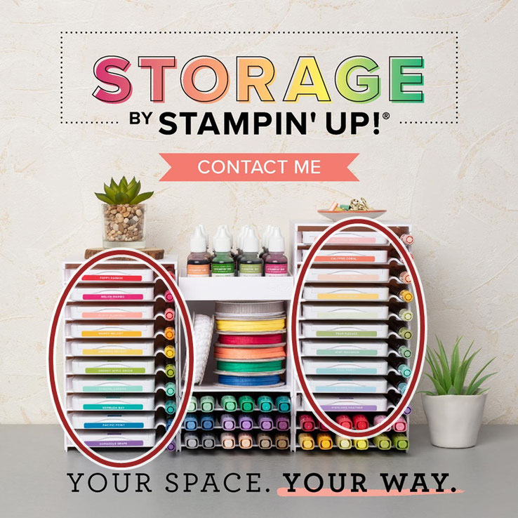 strage stampin' Up!