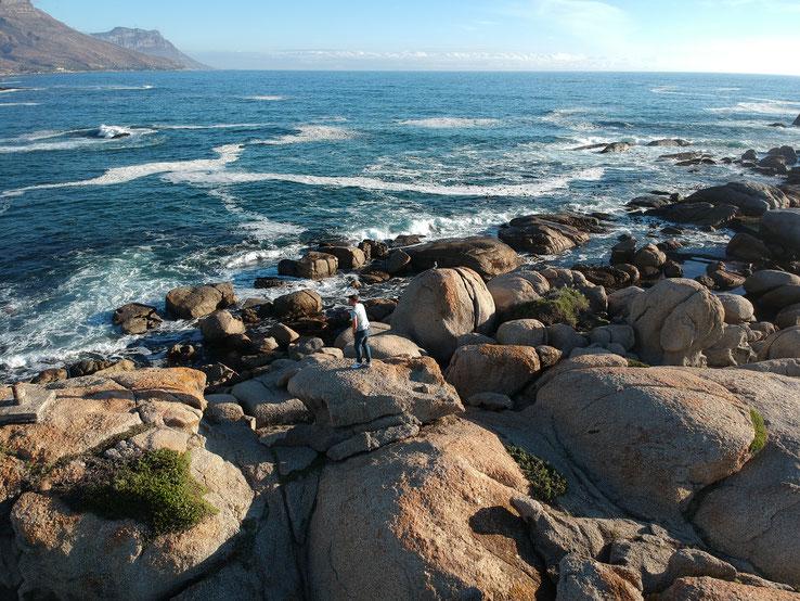 südafrika camps bay strand