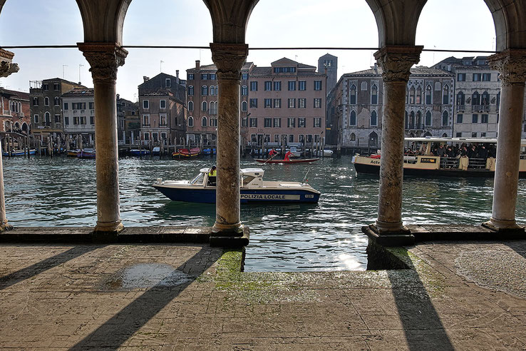 Mathieu Guillochon, photographe, Italie, Venise, ca' d'oro, palais, musée, architecture, gothique, histoire, république de venise