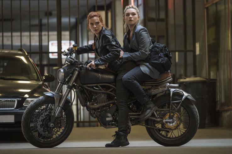 Black Widow Natasha und Yelena