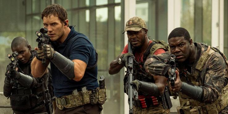 The Tomorrow War Chris Pratt