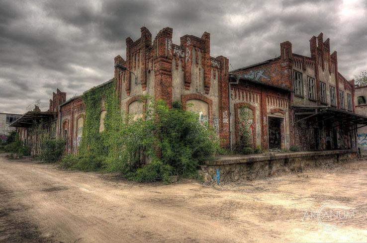 Abandoned Brewery in Schwerin | Ehemalige Brauerei Schwerin