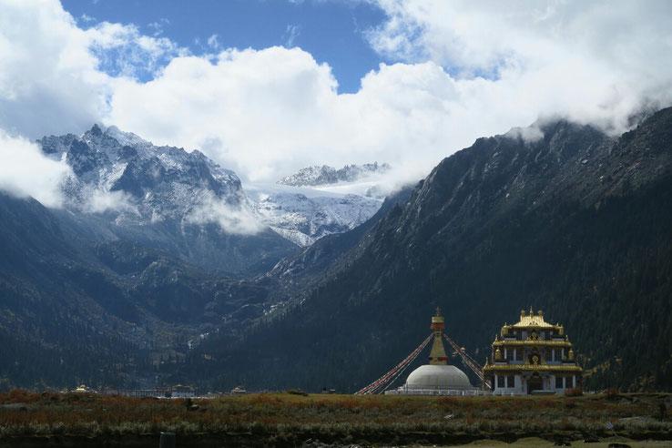 Le monastere de Dzogchen