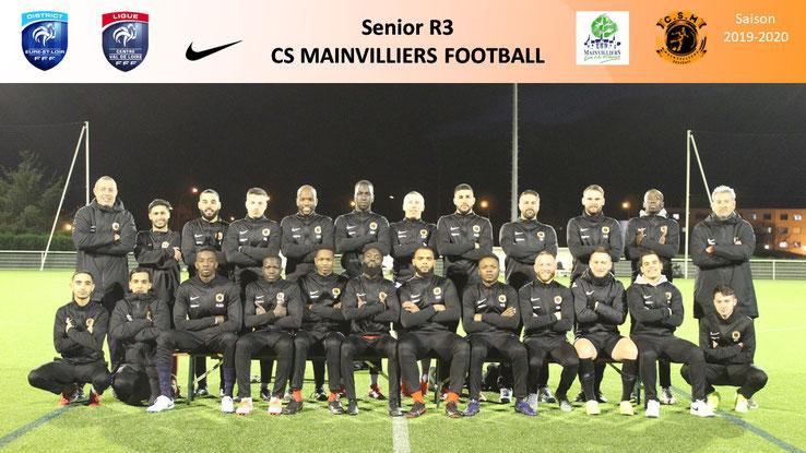 Senior R3 CS Mainvilliers Football