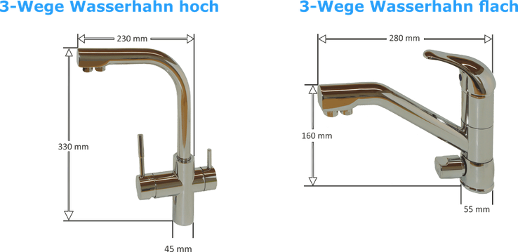 Wasserfilter für Wasserhahn, Trinkwasserfilter, Umkehrosmoseanlagen und Aktivkohlefilter von PureWater Backnang für die Region Waiblingen, Affalterbach, Oppenweiler, Marbach und Winnenden.