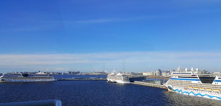 Bye Bye St. Petersburg!