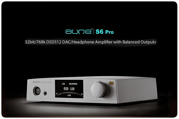 aune s6 pro silber