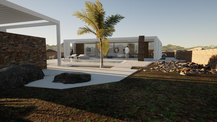 Próxima vivienda en Lajares para promotora Rutami