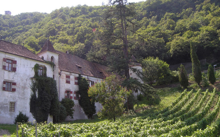 Castel Schwanburg, Nals, Geierberg, Sonnenberg