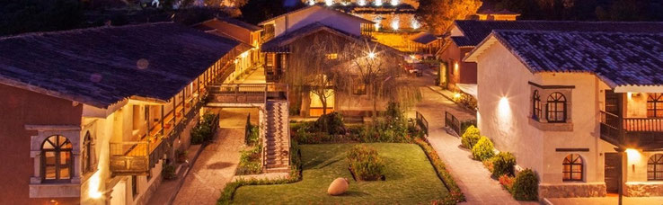 Hotels im Heiligen Tal bei PERUline