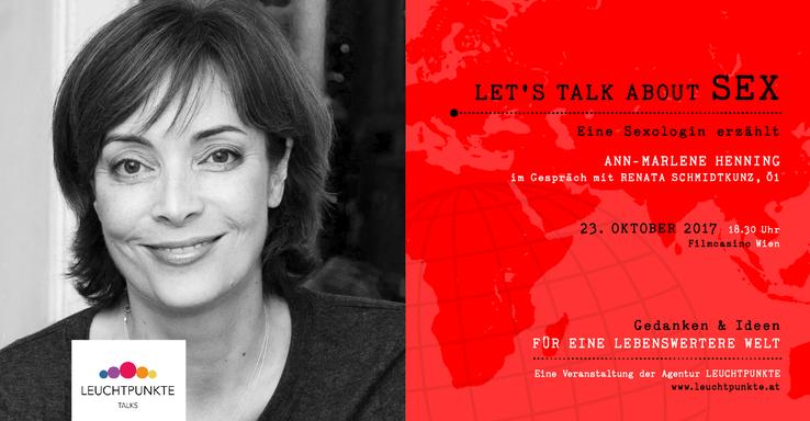 Leuchtpunkte Talks: Ann-Marlene Henning