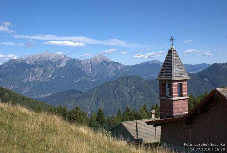 Panorama dall'Alpe Colonno