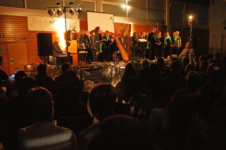Konzert von Da Capo aus Wernborn 2011