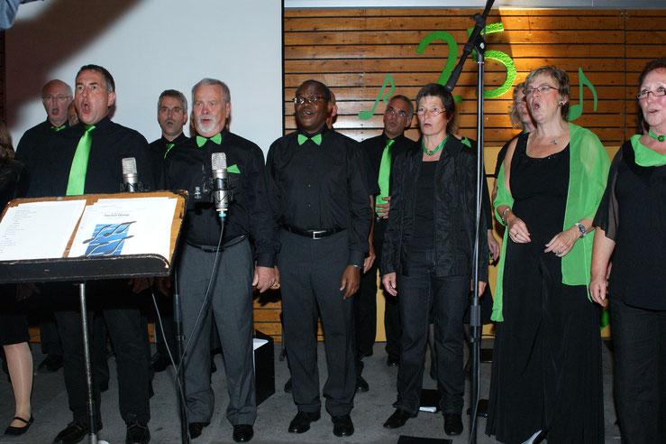Da Capo Konzert in Wernborn 2011