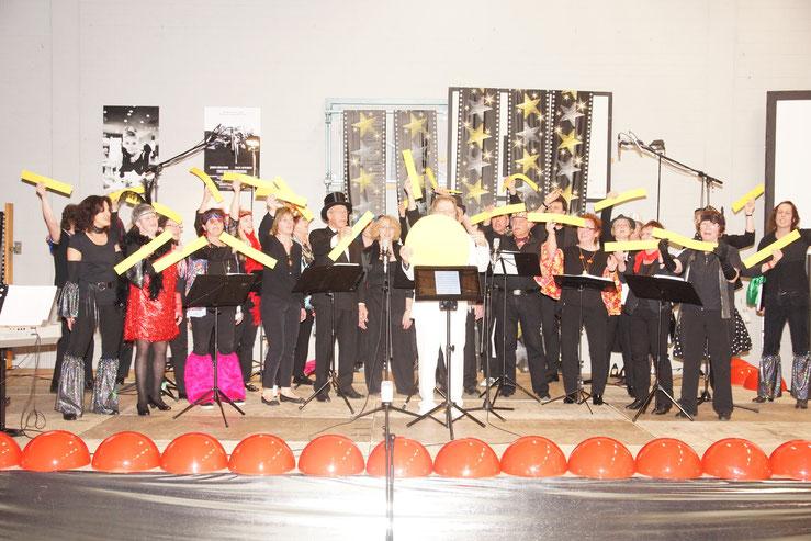 Konzert von Da Capo in Usingen Wernborn 2015