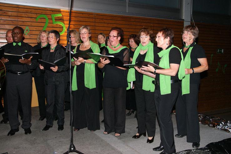 Jubiläumskonzert 2011 von Da Capo aus Usingen