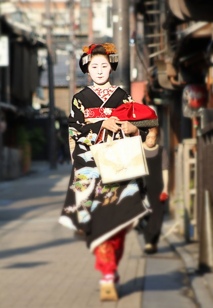Great Kimono needs great care  Source: Wikipedia