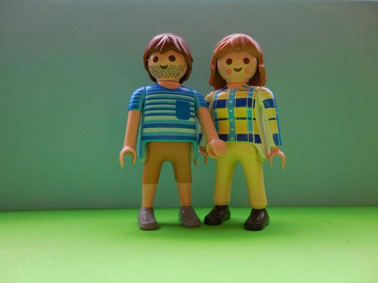 Es waren einmal Herr und Frau Lindemann. Sie hatten keine Kinder und deshalb war ihnen oft langweilig.