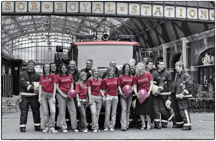 Fire Station Calender 2005