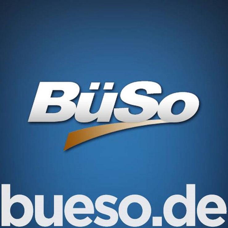 BüSo Bürgerrechtsbewegung Solidarität Logo