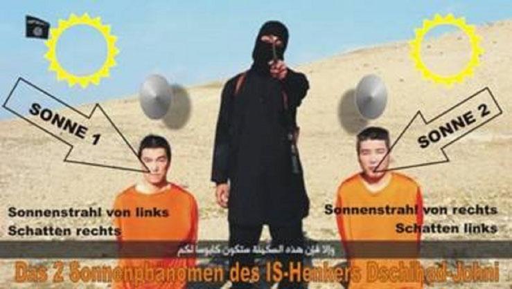 Zaro News Dschihad Bildfälschungen