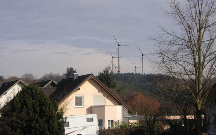 Fotomontage: Miehlen Schinderhannesstraße