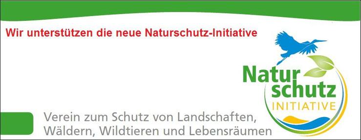 Weitere Informationen erhalten Sie hier: http://naturschutz-initiative.de/