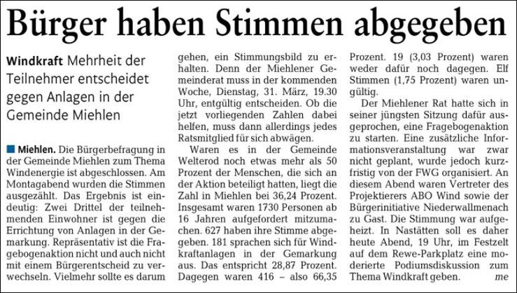 Rhein-Lahn-Zeitung vom 25.03.2015