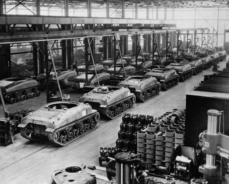 Malgré la masse de Sherman sur les chaines de production, trouver le Sherman adéquat relève être un véritable défi