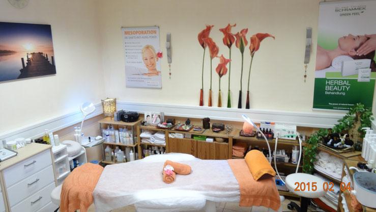 Massage Kosmetik Wellness in ERGOMAR Ergolding Kreis landshut