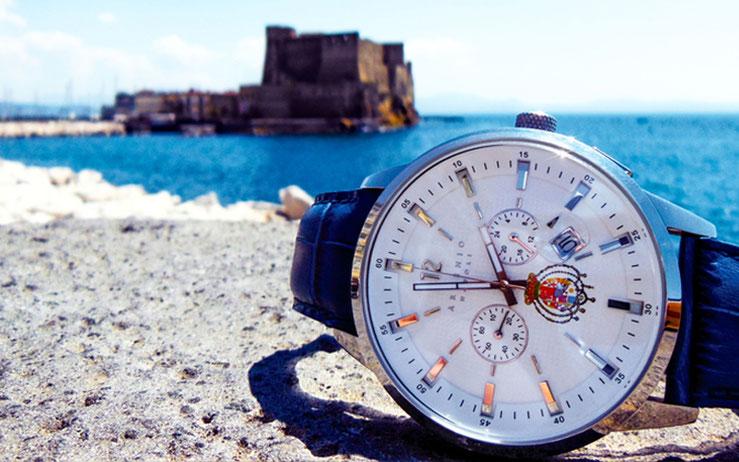 Cronografo Regno due Sicilie Brand Argenio Napoli