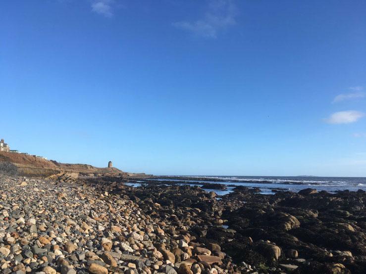 St. Monans ist eines von vielen Fischerdörfchen in Fife