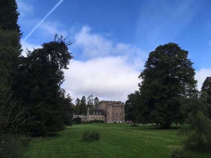 Monzie Castle, Crieff