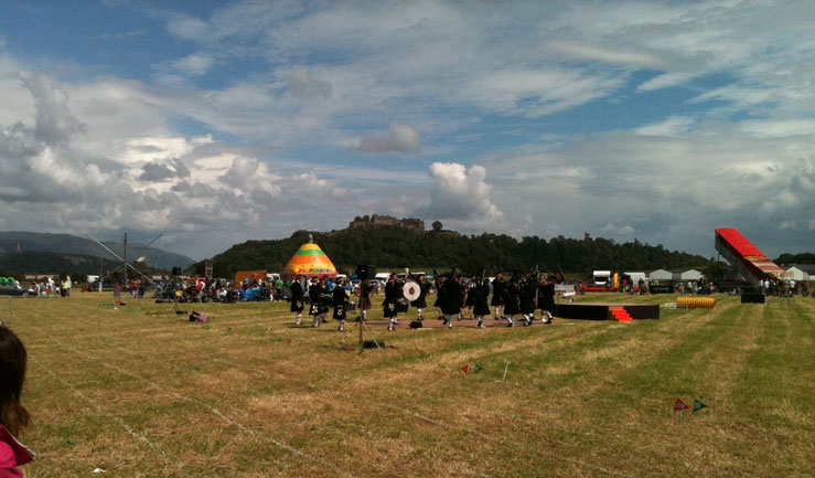 Highland Games, Stirling