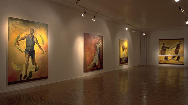 Exposition solo, Galerie Observatoire 4, Montréal  - Solo exhibition, Observatoire 4 gallery, Montréal