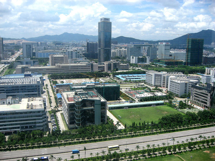 Headquartered in Shenzhen City.
