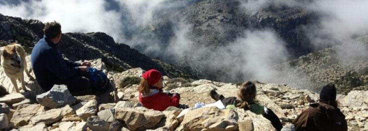 Vegan accomodation for your holidays in Andalusia - Hiking, Mountain Biking, Road Biking, Motor Biking