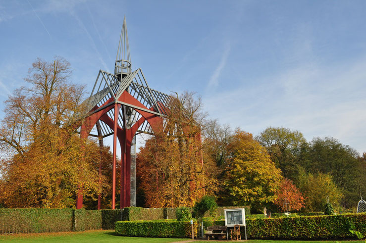 Ihlow kloster Otfrieland Herbst Kirche