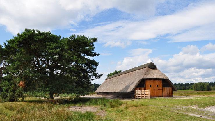 Schafstall an der Thülfelder Talsperre