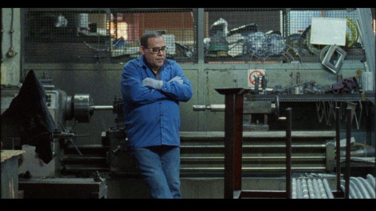 Filmbild aus The Nothing Factory ©Pedro Pinho