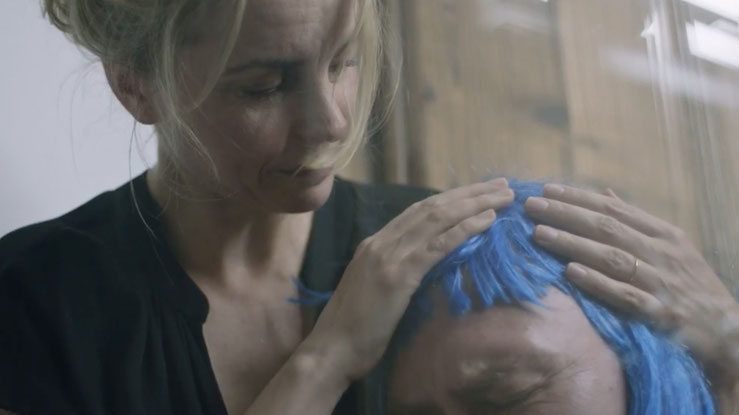 Filmbild aus Schwesterlein ©Stéphanie Chuat und Véronique Reymond