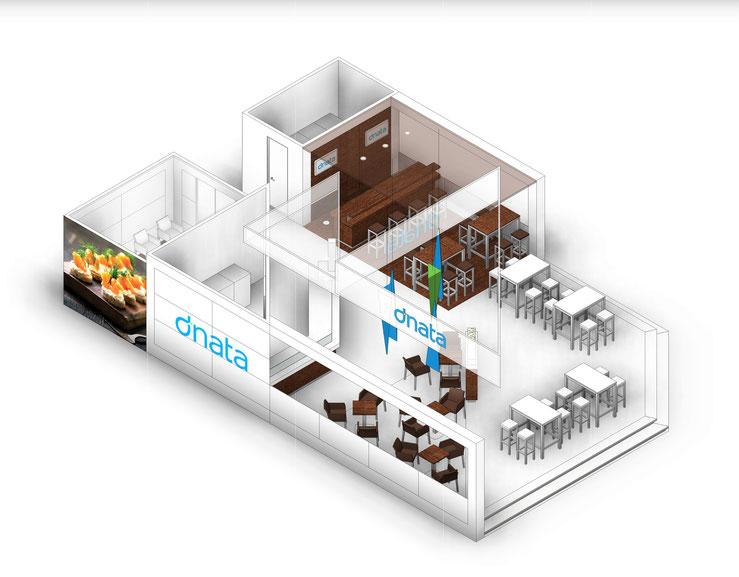 Bild: Messebau Planung