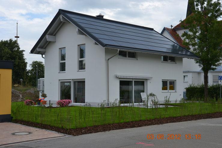 BV: Durach Haus 8 Schlüsselfertiges EFH mit Doppelgarage