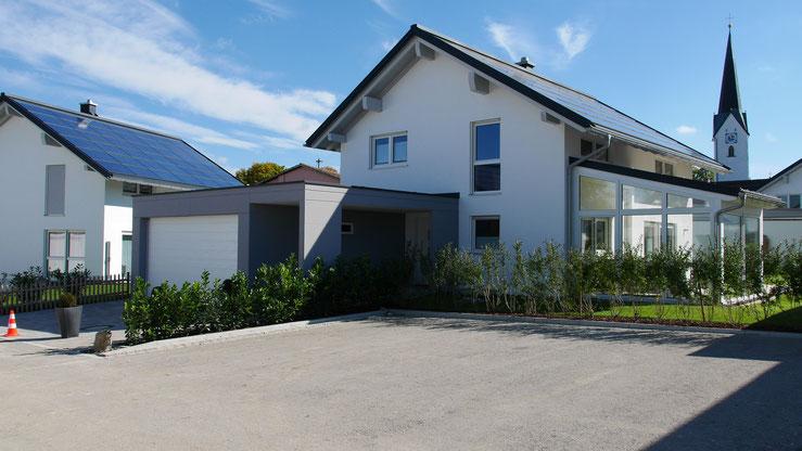BV: Durach Haus 5 Schlüsselfertiges EFH mit Doppelgarage