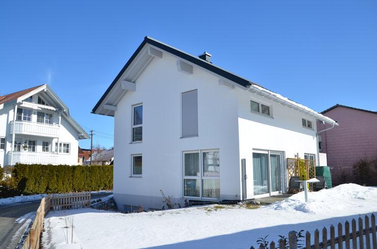 BV: Durach Haus 4 Schlüsselfertiges EFH mit Doppelgarage